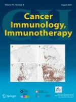 Cancer Immunology, Immunotherapy 8/2021