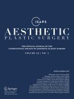 Aesthetic Plastic Surgery 1/2018