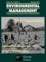 Environmental Management 3/2007