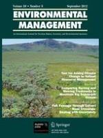 Environmental Management 3/2012