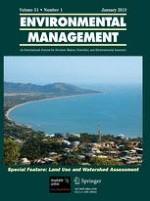 Environmental Management 1/2013