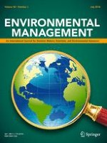Environmental Management 1/2016