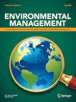Environmental Management 1/2020
