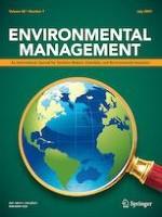 Environmental Management 1/2021