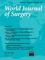 World Journal of Surgery 5/2001