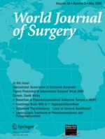 World Journal of Surgery 5/2006