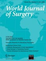 World Journal of Surgery 6/2006