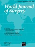 World Journal of Surgery 8/2006