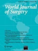 World Journal of Surgery 2/2007
