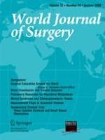 World Journal of Surgery 10/2008