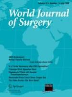 World Journal of Surgery 7/2008