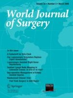 World Journal of Surgery 3/2009