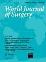 World Journal of Surgery 5/2009