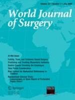 World Journal of Surgery 7/2009