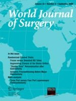World Journal of Surgery 9/2009