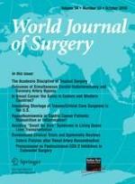 World Journal of Surgery 10/2010