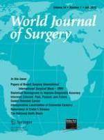 World Journal of Surgery 7/2010
