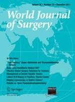World Journal of Surgery 12/2011