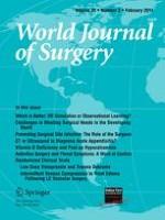 World Journal of Surgery 2/2011