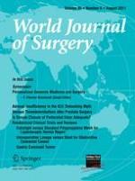 World Journal of Surgery 8/2011