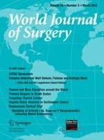 World Journal of Surgery 3/2012
