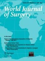World Journal of Surgery 6/2012