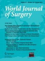 World Journal of Surgery 10/2013