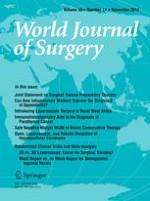 World Journal of Surgery 11/2014