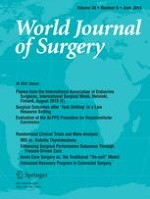 World Journal of Surgery 6/2014