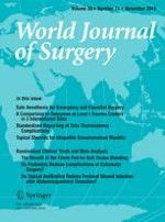 World Journal of Surgery 11/2015