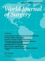 World Journal of Surgery 2/2015