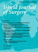 World Journal of Surgery 5/2016