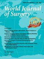 World Journal of Surgery 7/2016