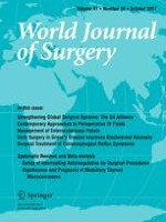 World Journal of Surgery 10/2017