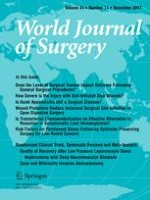 World Journal of Surgery 11/2017