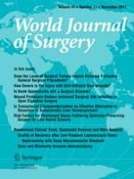 World Journal of Surgery 11/2017