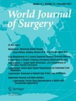 World Journal of Surgery 12/2017