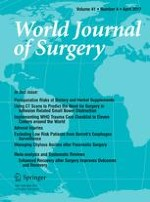 World Journal of Surgery 4/2017