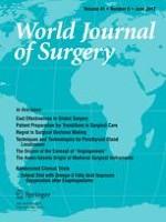 World Journal of Surgery 6/2017
