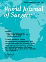 World Journal of Surgery 7/2017