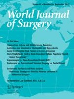 World Journal of Surgery 9/2017