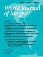 World Journal of Surgery 1/2018