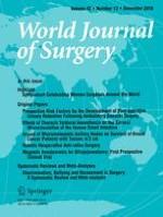 World Journal of Surgery 12/2018