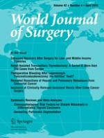World Journal of Surgery 4/2018