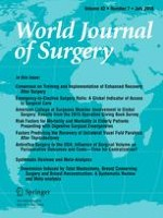 World Journal of Surgery 7/2018