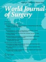 World Journal of Surgery 2/2019