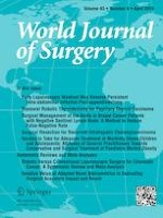 World Journal of Surgery 4/2019