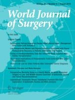 World Journal of Surgery 8/2019