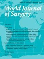 World Journal of Surgery 9/2019