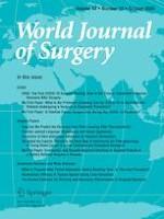 World Journal of Surgery 10/2020